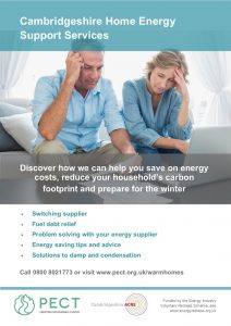 june 2021 cambridgeshire home energy support services